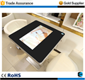 EKAA 21.5inch interactive touch screen smart coffee table for advertisement