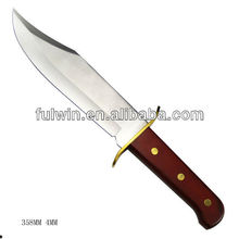 High quality outdoor life hunting knife