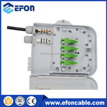 2 port Fiber Optic cwdm mux/demux Junction Terminal distribute Box