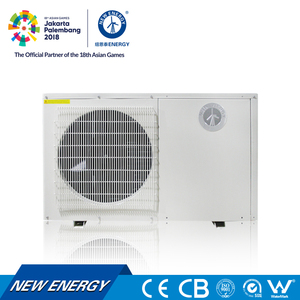 building hotels and holiday resorts used heat pumps portable electric water heater swimming pool heat pump water heater 5kw 10kw