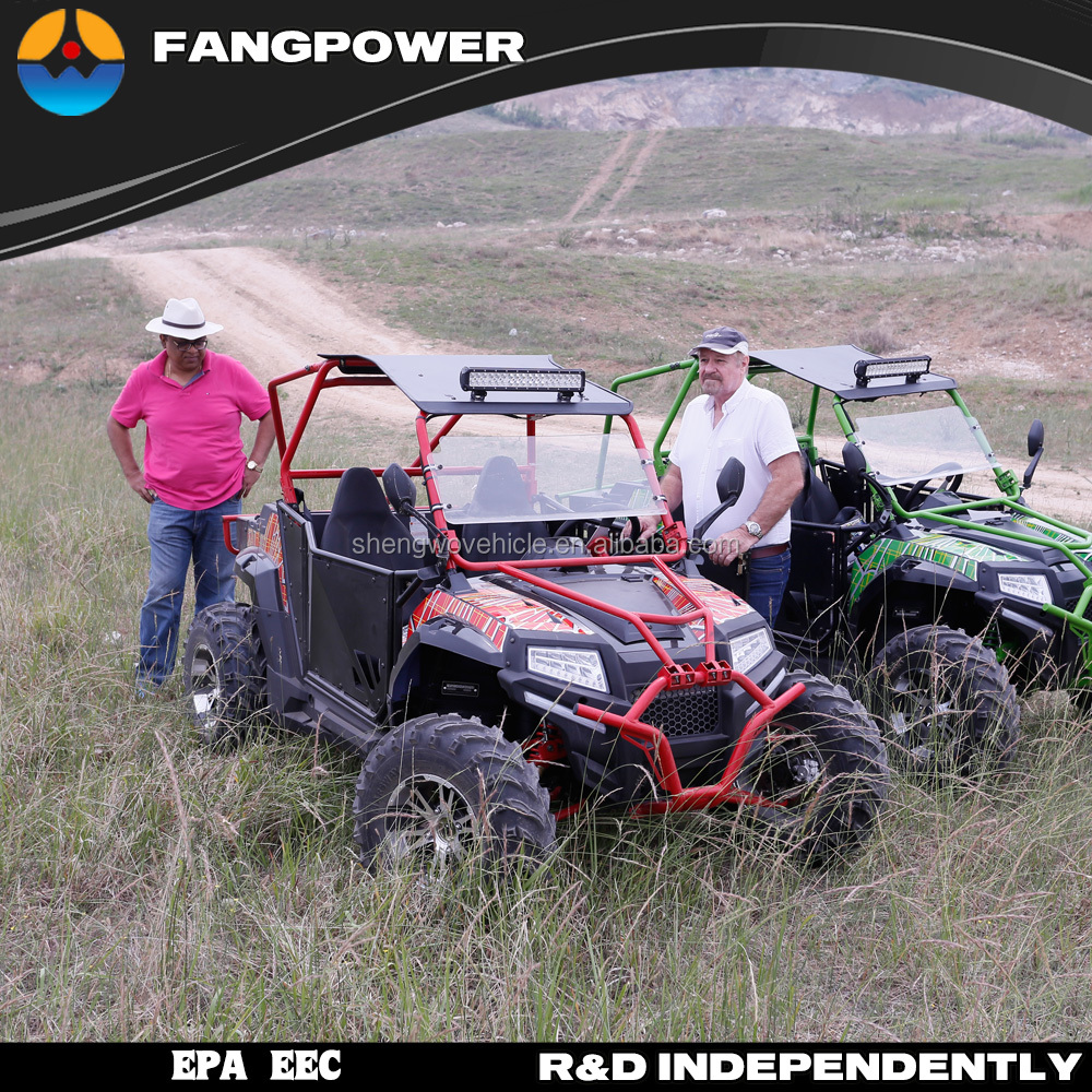 High quality off road jeep dune byggy 400cc fangpower UTV for sale
