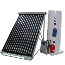 Split Pressured Water Heater Vacuum Tube Solar Collector
