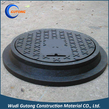 Road Sanitary Sewer Round Manhole Cover