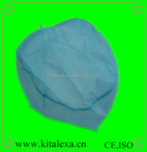 KA-PR000149 Medical doctor cap cap cap disinfection disposable non-woven tie doctor hat ribbon sisters