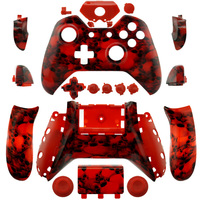 Hydro Dipped Design Replacement Housing Shell Case for XBOX ONE Controller Shell