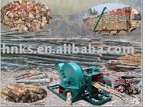 2016 hot sale straight mouth conveyor-type wood chipper machine 0086 15238020689