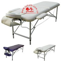 Aluminum Portable Massage Table from China with good price and quality