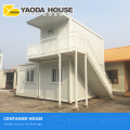 Zimbabwe 20Ft Collapsible Container Houses Sandwich Panel Expendable Expandable Container Living House For Sale