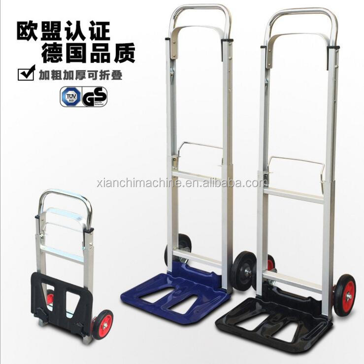 Super cheap price water bottle trolley,foldable hand trolley