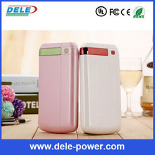 folding very small size mobile phone wall charger power bank and power bank pcb