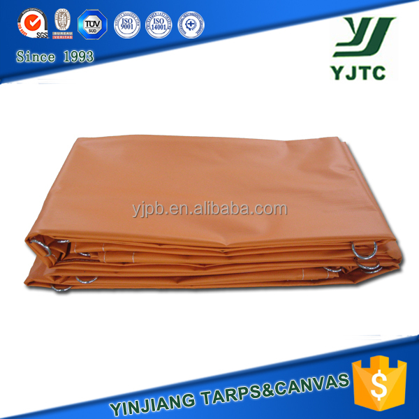 pvc coated waterproof tarpaulin stocklot