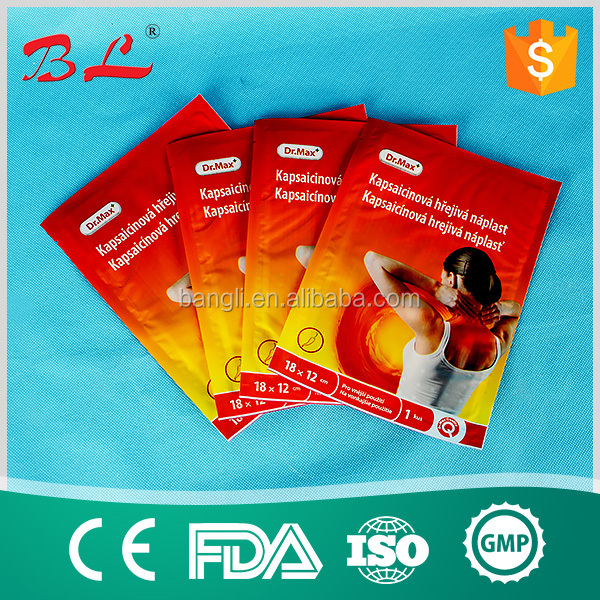 Chinese Medical Pain Relief Patch Plaster Arthritis Joint Pain Rheumatism ( L)