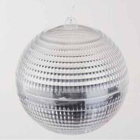solar lights outdoor led waterproof ball type solar floating pond light