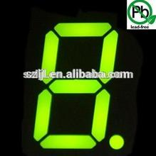 small 7 segment 20 inch single led digital number display /bank exchange rate display