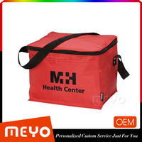 Travel cooler pack food cold storage cubic ice bag