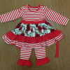 Newest Handmade Tunic Fluffy Childrens Clothing