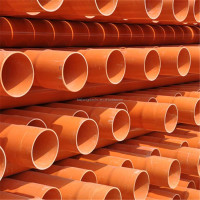 Cable Protection Clear PVC Casing Pipe Prices