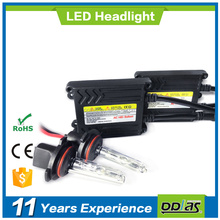 wholesale price auto lights HB4 9006 12V 35W 6000K AC slim canbus hid xenon car hid ballast kit