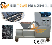 High technology and accessional honeycomb charcoal briquette machine