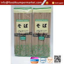 2017 Japanese wheat flour noodle soba with OEM