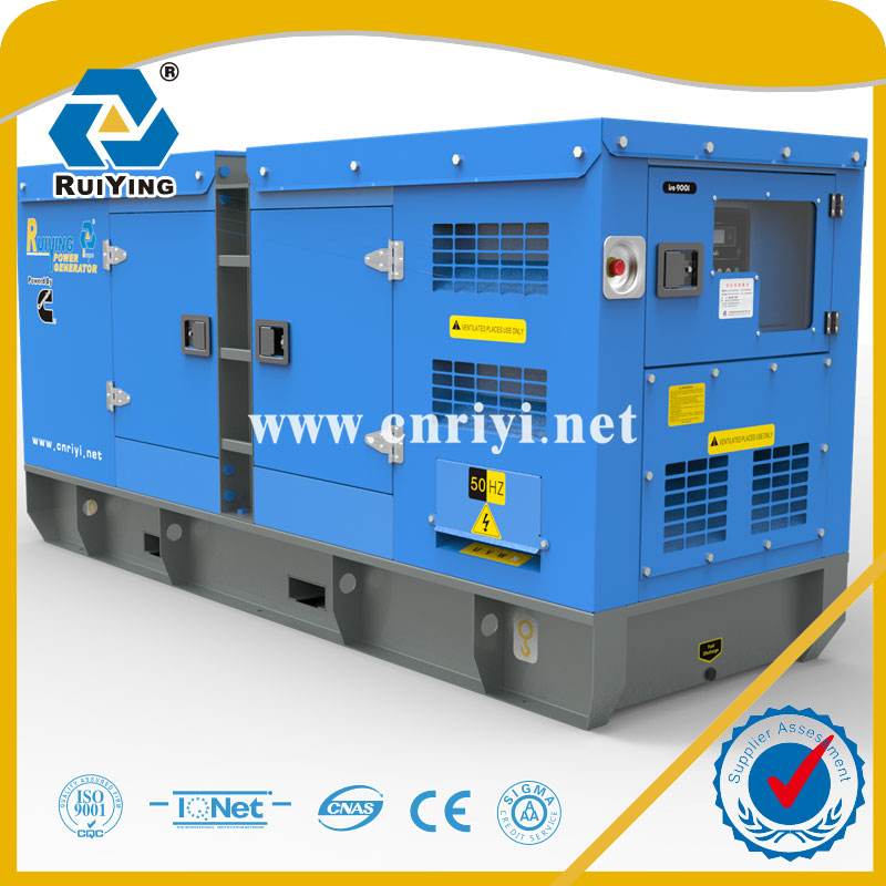 250KW/312KVA Water-cooled Diesel Chinese Generator Manufacturer