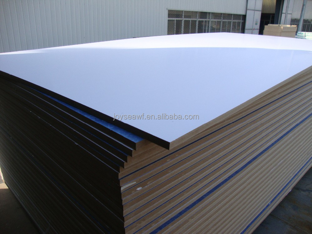 melamine mdf/mdf sheet/melamine medium density fibre