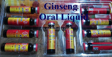 customs ginseng royal jelly oral liquid OEM
