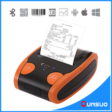 Portable Android Thermal Bluetooth Mobile Printer