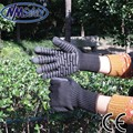 NMSAFETY impact resistant 10 gauge foam nitrile hand glove