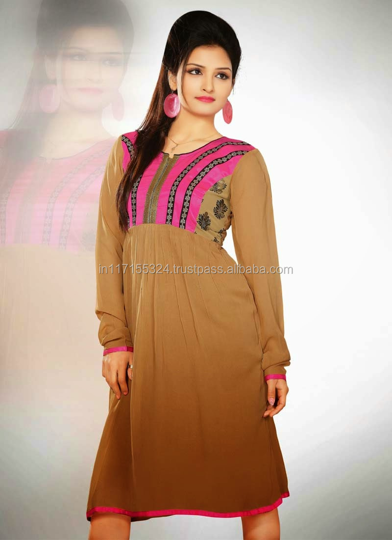 New style design ladies kurtis