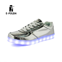 Fashion High Heel High Quality Lady Shoe Glowing LED Light shoes