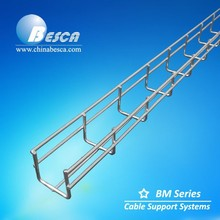 Hot Dip Galvanization Steel Cable Rack with CE 50x50x3000 mm