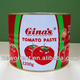 factory OEM Brand 28-30% brix Canned Cold Break Tomato Paste tomato ketchup