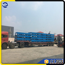 warehouse loading dock leveller, container unloading dock ramp leveler price