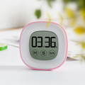 Digital Kitchen Timer, Digital Loud Alarm Timer with Large Display and Strong Magnetic Back for Cooking Baking, Minute Second