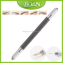 2016 New Arrival Manual Permanent Disposalbe Microblading Eyebrow Tattoo Machine Pen Hot Sale