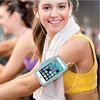 Outdoor Sports Travel Running Armband Case For iphone 6 Workout Waterproof Cellphone Case Cover Pounch Belt
