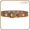fashion women wide belt western suede leather women belt