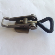 Custom stainless steel adjustable length toggle latch