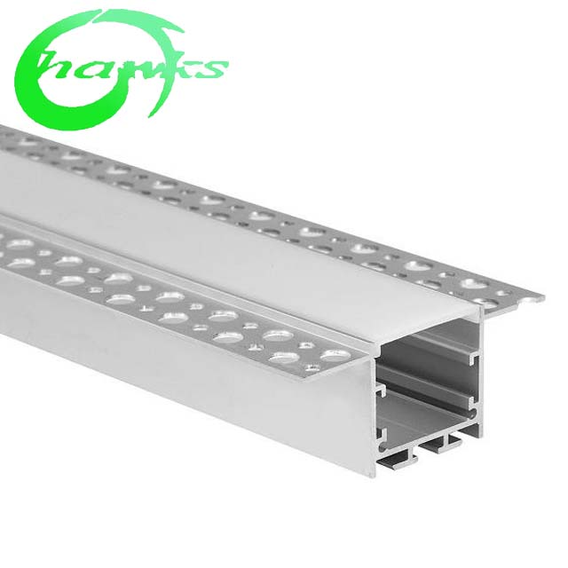 2018 new design black led linear aluminum channel most suitable for office , library
