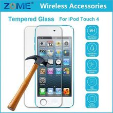 Bulk Buy From China Mobile Phone Tempered Glass Professional Anti Glare Screen Protector For Ipod Touch 4
