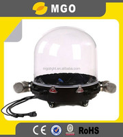 new style dome plastic led moving head light cover
