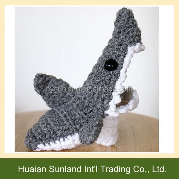 Схема вязания носков акул 222