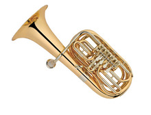 4 flat key Children tuba
