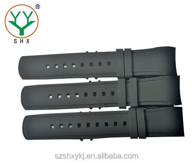 China supplier 2015 Waterproof Silicone Watch Band Wrist Strap For Watch