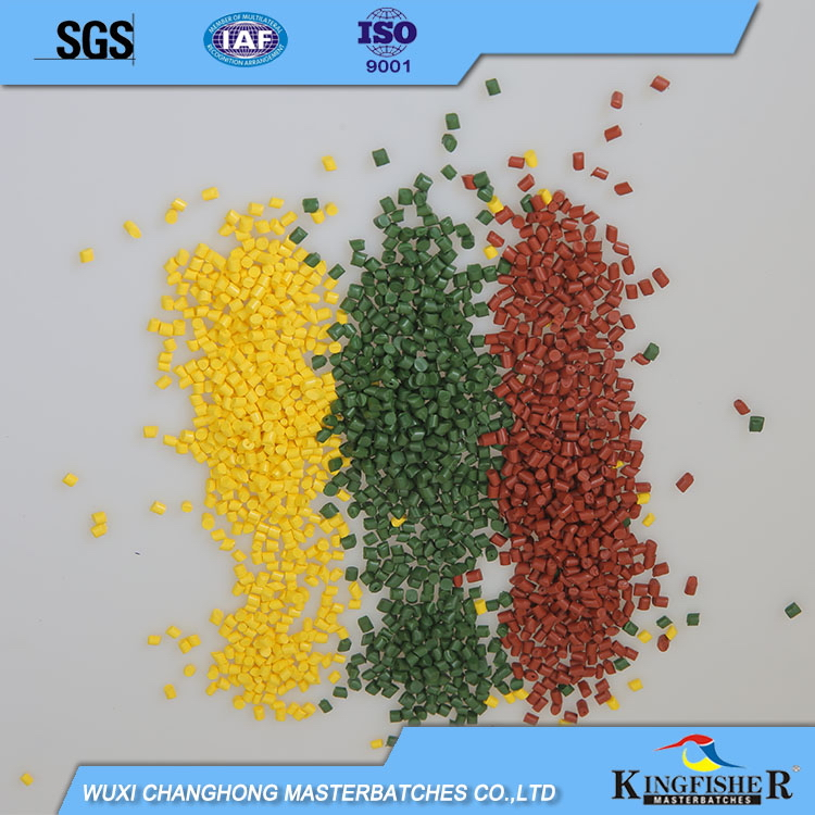 Wholesale hot sell pp red phosphorus color masterbatch