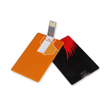 Personalized Business Credit Card USB flash drive with Logo 512MB 1GB 2GB
