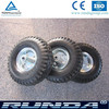 hot sales small size rubber wheel for hand trolley used