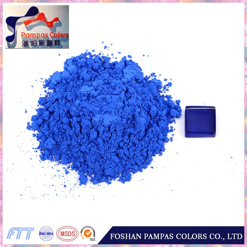 Good choice Pampas cobalt blue color pigment for enamel