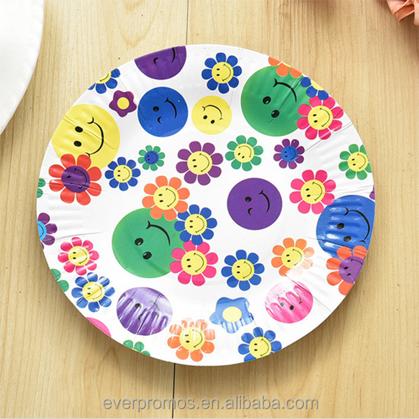 Hot Sale All Kinds Of Cartoon Character Party Paper Cup / Paper Plate / Napkin, Party Theme Set